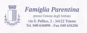 Logo Famiglia Parentina