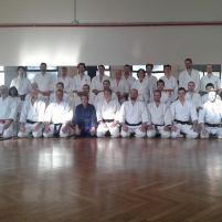 Foto di gruppo dei partecipanti al seminario