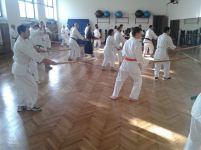 Panoramica durante la pratica