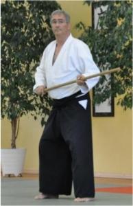 Alessandro Tittarelli Shihan, 7° dan Dentoo Iwama Ryu