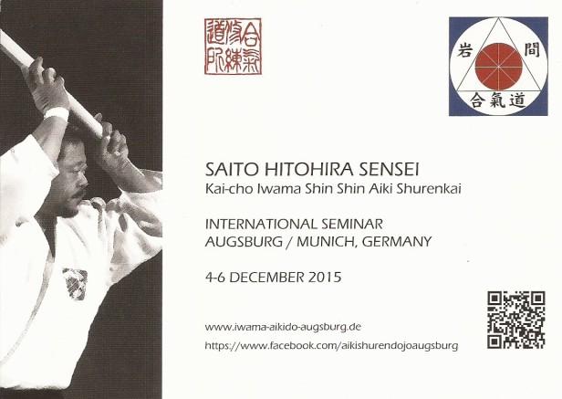 Saito Augsburg 2015