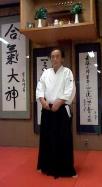 Seiseki Abe (1915-2011) - dal 1952 [10 dan]