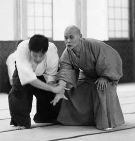 Noriaki Inoue (1902-1994) - dal 1921 ca. [Nipote di O Sensei, fondatore del Shinwa Taido o Shin'ei Taido]