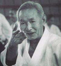Seishiro Endo (1942-vivente) [8 dan]