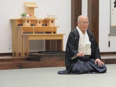 Yutaka Kurita (1940-vivente) - dal 1959 [7 dan, Fondatore del Kurita Yuku Aiki]