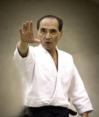 Hiroshi Tada (1929-vivente) - dal 1950 [Direttore Tecnico dell'Aikikai d'Italia]