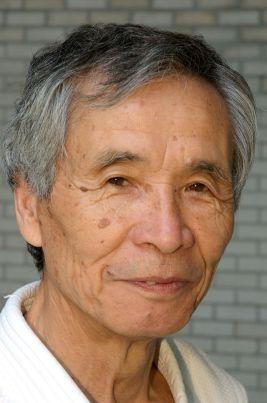 Nobuyoshi Tamura (1933-2010) - dal 1953 [8 dan]