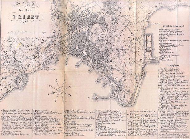 Triest, 1857.