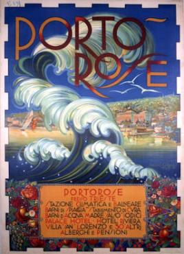 "A. Orell - ""Portorose"" (1920)"