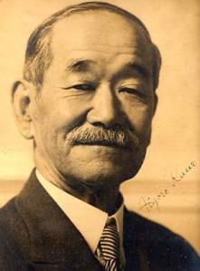 Jigoro Kano, fondatore dello Judo.
