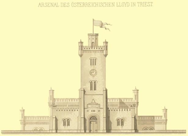 Torre del Lloyd - Trieste