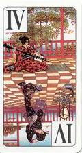 """A. Orell - """"Tarocchi"""" (1908-1910)"""