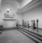 Il cenotafio di Winckelmann presso l'Orto Lapidario di Trieste