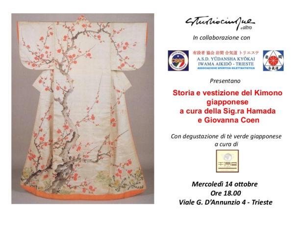 Kimono 14 ottobre
