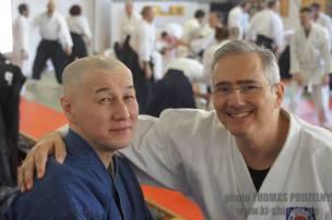 Alessandro Tittarelli e Akimasa Watanabe.