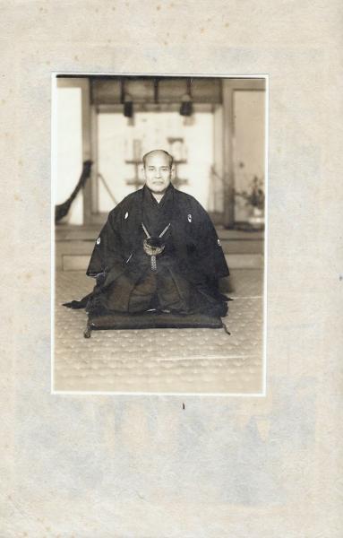 morihei-ueshiba-aikijujutsu-densho