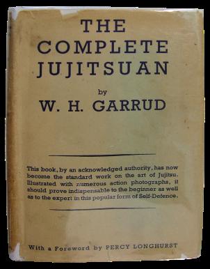 "Il ""Complete Jujitsuan"" di William Garrud"