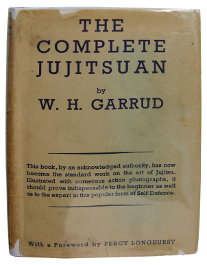 "Il ""Complete Jujitsuan"" di William Garrud"