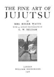 """The fine art of Jujutsu"" di Emily Watts"