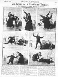 1911: il jujutsu per domare i mariti