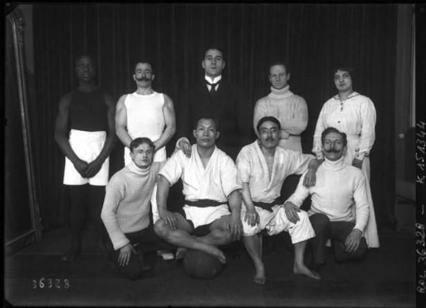 Taro Myiake all accademia Maitrot