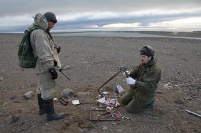 Yulia Petrova/Russian Arctic National Park