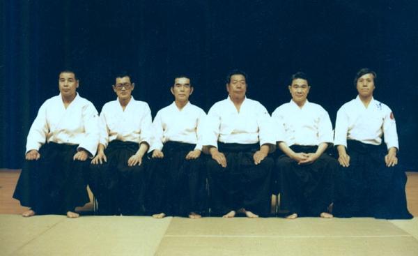first-aikido-friendship-demonstration
