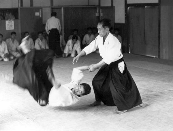 kisshomaru-ueshiba-hombu-dojo
