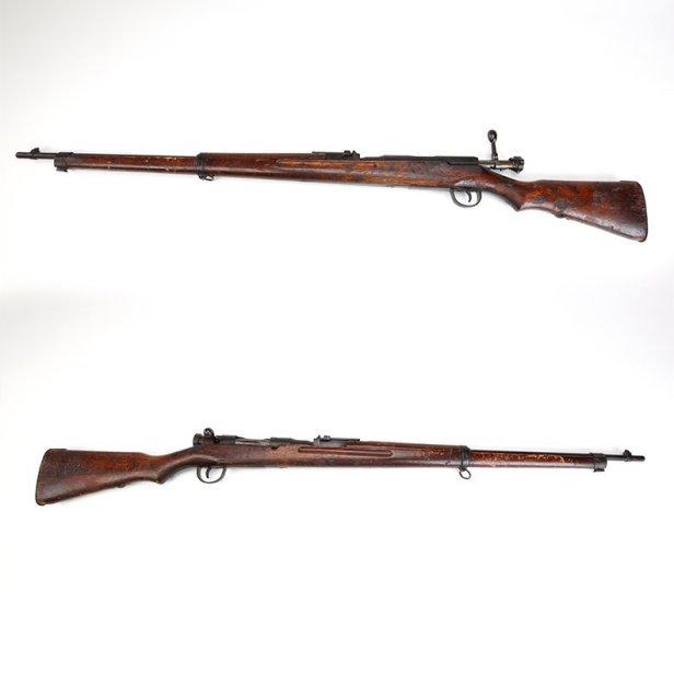 drill-training-Japanese-Arisaka-Training-Rifle-nra