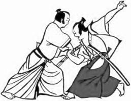 SAMURAI KOTE FIGURES